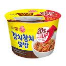 컵밥 컵반 덮밥  21종 골라담기/김치참치덮밥 310g