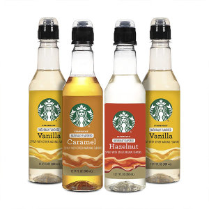 커피 시럽 360ml 4가지 맛 1+1
