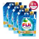 FiJi 토탈케어젤 액체세제 리필 1.5L 4개