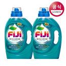 FiJi 토탈케어젤 액체세제 용기 2.7L 2개