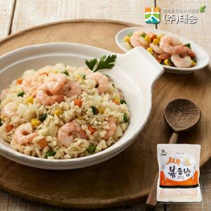 태송즉석새우볶음밥300gx10봉/햇반/즉석밥