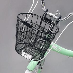 탈부착 자전거바구니 DST 걸이바구니