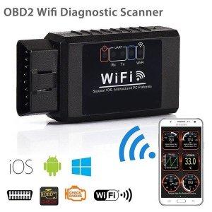 자동차 리더스캐너 코드iOS Android OBDII 검출기 WiFi