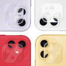 1+1 아이폰 11 프로 / 프로맥스 카메라 컬러 강화유리