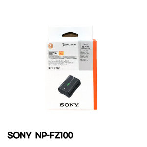 소니 정품 배터리 NP-FZ100 재고보유 (신형 박스제품)