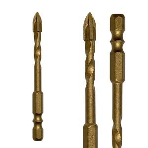 10+1 타일비트 타일기리 티타늄 고강도드릴비트 6.5mm