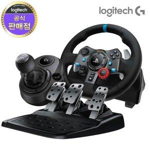 로지텍코리아 G29 레이싱 휠 쉬프터 패키지(PS4/PS3/PC 지원)