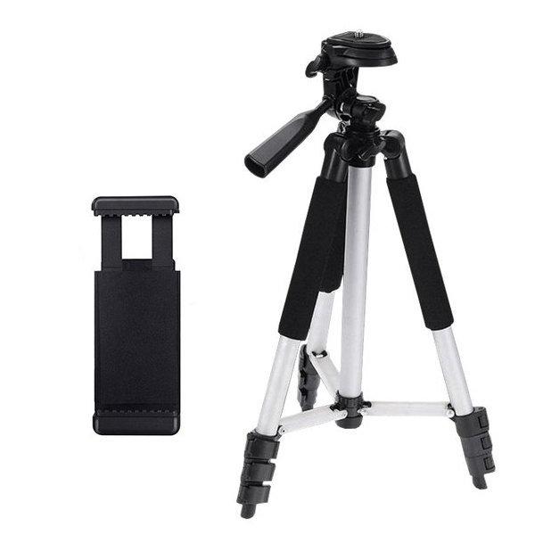 더드림 빔프로젝터 PF50KA 삼각대 스마트폰 홀더 포함