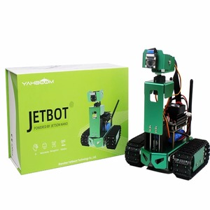 젯봇 Jetbot AI 로봇 키트 Advanced(젯슨나노 미포함)