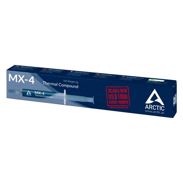 ARCTIC MX-4 2019 EDITION 4g (정품 빠른배송)