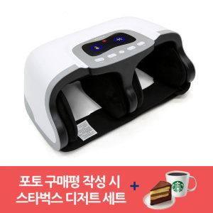 무선 더블 무릎마사지기 ZP2411 온열 찜질 발안마기