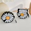 에어팟프로 3세대 예쁜 꽃 실리콘 케이스_WAP754 국화