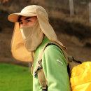 (인증) 레포츠 자외선차단모자/햇빛가리개/등산모자