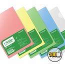 A4 L홀더 클리어홀더 (특가) 100매 투명 화일 파일