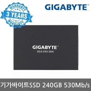 GIGABYTE SSD 240GB 피씨디렉트 (정품) AS 3년