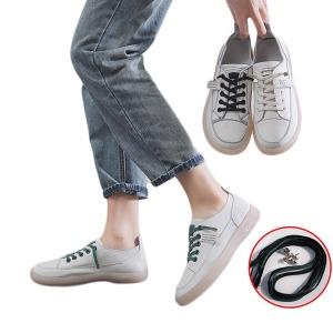 여성 심플 스니커즈 슬립온 단화 운동화 신발 CZ-004
