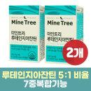 마인트리 눈건강 눈영양제 루테인지아잔틴 2박스
