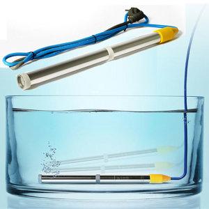퐁당히터 1kw 전기 온수히터 온수기 물데우기 물히터