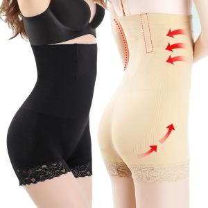 여성 보정속옷팬티/똥배 뱃살 복부 힙업팬티/여성사각