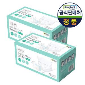 매일가치 마스크 (KF-AD) 1박스 (50매입) 2개