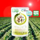 하늘빛 유기 전두유 담백한맛 콩후 20포 유기농두유