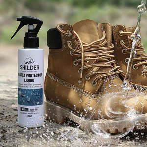 쉴더 워터가드 의류 신발 코팅제 발수 방수 스프레이