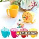 코코넛 엔젤 스낵컵 컵+스낵캡 4색 택1