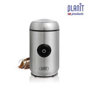 플랜잇 커피 원두 전동 그라인더 메탈 PGR-002M -