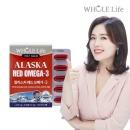 홀라이프 알라스카 레드 오메가3 30캡슐 /1개월분
