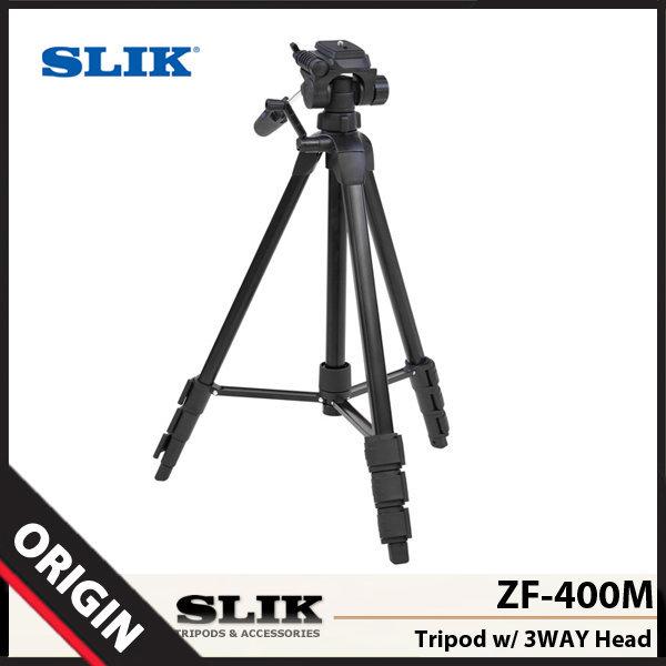 슬릭 ZF-400M 삼각대 (거치대포함)/카메라/스마트폰등