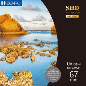 정품/ 벤로  SHD UV L39+H ULCA WMC 67mm