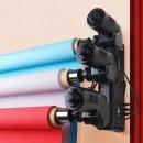 무선 전동 배경 시스템 - 2롤 (알루코어2개 포함)