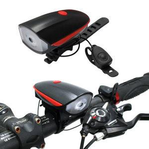 자전거벨 전자벨 경적 LED 라이트 전조등 클락션 용품