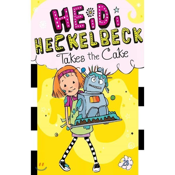 Heidi Heckelbeck Takes the Cake  Volume 28  Wanda Coven