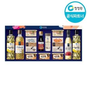 청정원 선물세트 행복고급호