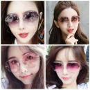 다각형 패션 썬글라스 썬글라스/편광 여성 선글라스