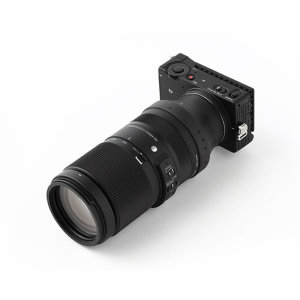 SIGMA C 100-400mm F5-6.3 DG DN OS 소니 E마운트.