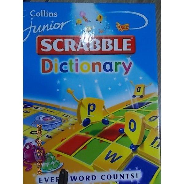 Collins junior SCRABBLE Dictionary