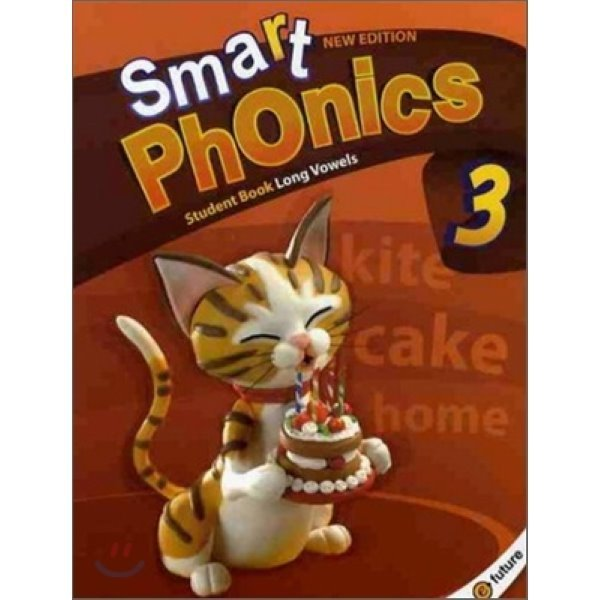 Smart Phonics 3 : Student Book (New Edition) : 스마트 파닉스  편집부