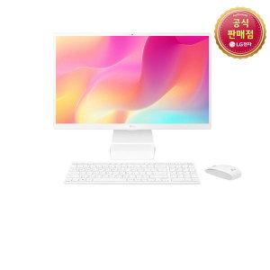일체형PC 24V50N-GR36K 92만구매 인텔i3 원격수업 PC