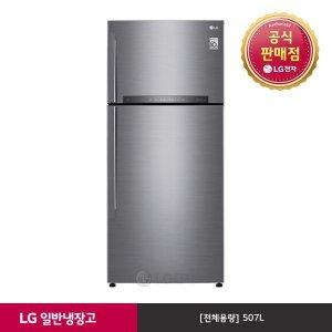 S  E  공식판매점  LG전자  LG 일반냉장고 샤인 B508S (507L)