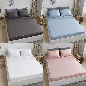 먼지없는 침대 홑겹 매트리스 커버 SS