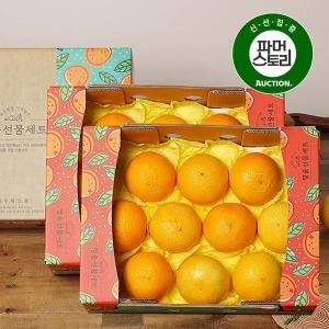 서귀포 황금향 2kg 10-12과 x 2박스(선물세트)