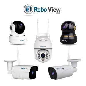 로보뷰 IP카메라 모음 300만화소 해킹방지 CCTV 홈캠