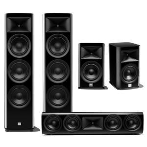 JBL HDI-3800  + HDI-1600 + HDI-1200P센터 5.0ch