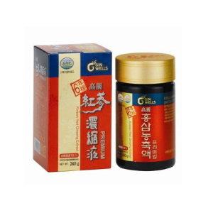 (AK플라자) 일화  고려 홍삼농축액 프리미엄 (6년근  240g)