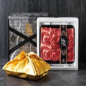 (한우의품격) 암소1등급 구이선물세트 1.2kg