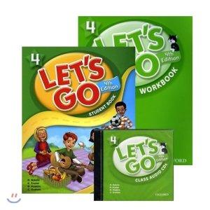 4판 Let s Go 4 Pack  Ritzuko Nakata  Karen Frazier  Barbara Hoskins  Carolyn Graham