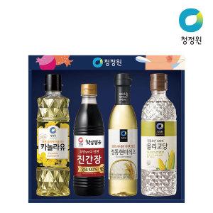 청정원 선물세트 행복실속호(MM) x1개