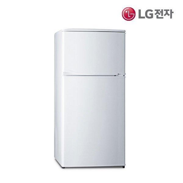 LG 일반 소형냉장고 B147W 137L